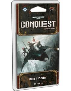 Conquest Lcg: 08 Odio Infinito