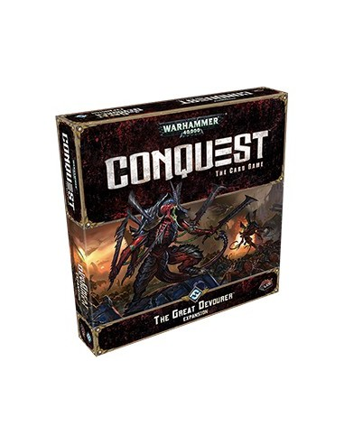 Conquest LCG: Deluxe The Great devourer