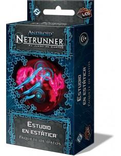 Netrunner LCG Data Pack 04: Estudio en Estática
