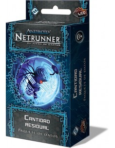 Netrunner LCG 02: Cantidad Residual