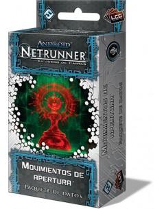 Netrunner LCG 07: Movimientos de Apertura