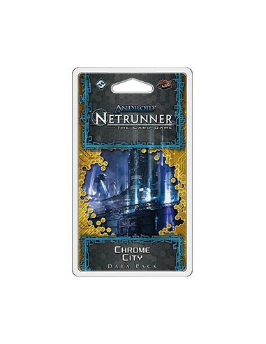 Netrunner LCG 21: Chrome City