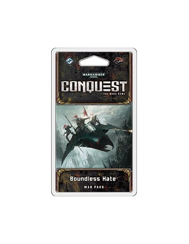 Conquest Lcg: 08 Boundless Hate
