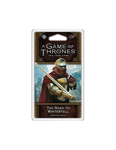 Agot 2 Ed Lcg: 1.2 The road to Winterfell