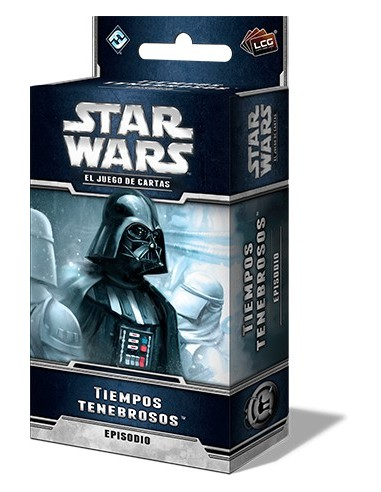 Star Wars LCG: Force Pack 03: A Dark Time (Spanish)