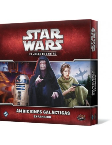 Star Wars LCG: Deluxe Ambiciones Galacticas