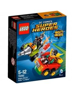 Lego Robin vs Bane 76062