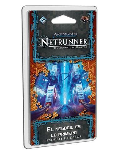 Netrunner LCG: 5.2 El negocio es lo primero