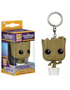 Keychan Pop Groot in pot