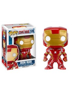 Funko Pop Captain America Civil War 10 cm