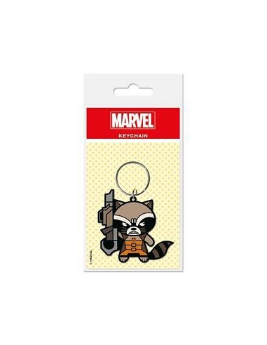 Key Chain Rocket Raccoon