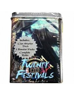 Twenty Festivals Edition:...