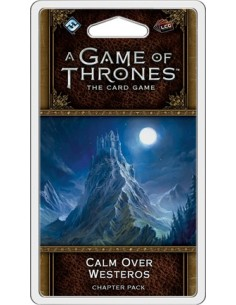 Agot 2.0 Ed Lcg: 1.5 Calm over westeros