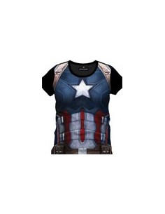 Camiseta Capitan America Civil War