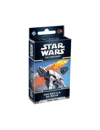 Star Wars LCG: Force Pack 05: The Battle of Hoth