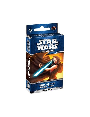 Star Wars LCG: Force Pack 08: Lure of the Dark Side (English)