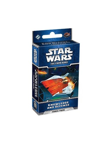 Star Wars LCG: Force Pack 09: Knowledge and Defense