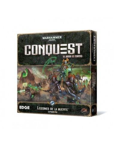 Conquest LCG: Deluxe Legiones de la Muerte