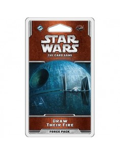 Star Wars LCG: Force Pack 14: Draw Their Fire (Spanish)