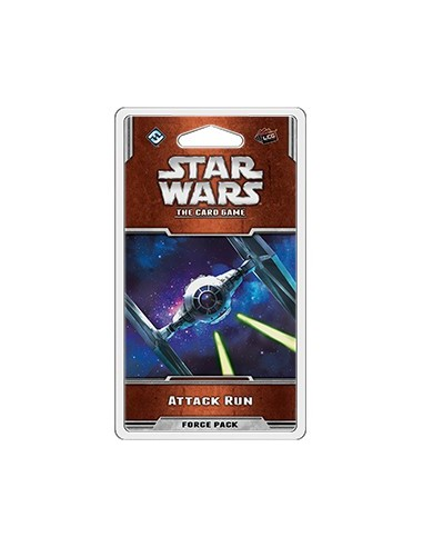 Star Wars LCG: Force Pack 16: Attack Run
