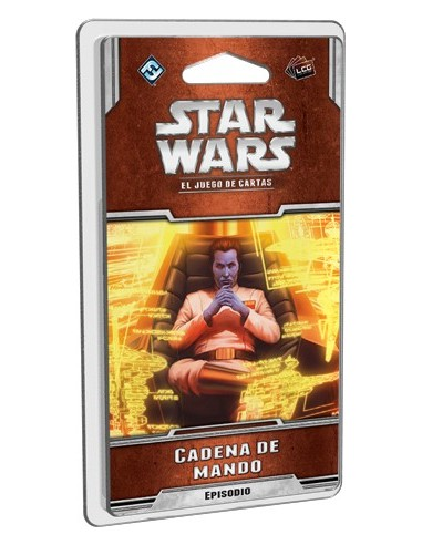 Star Wars LCG: Force Pack 17: Chain of Command (Spanish)