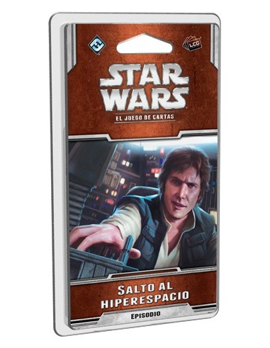 Star Wars LCG: Force Pack 18:  Salto al hiperespacio