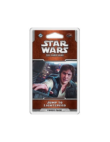 Star Wars LCG: Force Pack 18:  Salto al hiperespacio