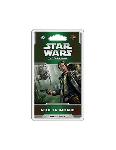 Star Wars LCG 4.1: Solo´s command