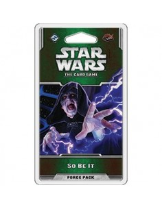 Star Wars Lcg: 4.4 So be it