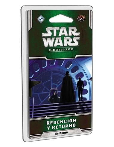 Star Wars Lcg 4.6: Redencion y retorno