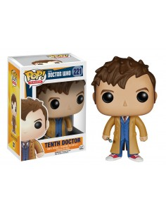 Funko Pop Dr. Who: 10th Doctor