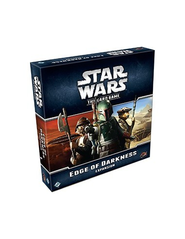 Star Wars LCG: Deluxe pack: Edge of the darkness