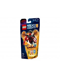 Lego Nexo Knights: General Magmar Ultimate 70338