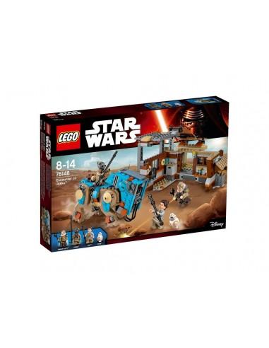 Lego Star Wars: Encounter on Jakku 75148