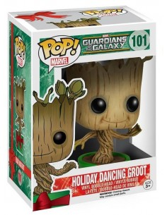 Funko Pop Marvel: Holiday Dancing Groot