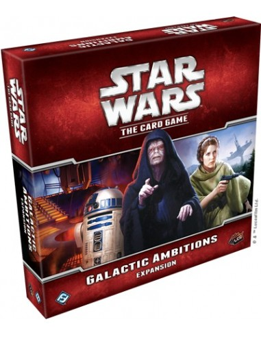 Star Wars LCG: Deluxe Galactic Ambitions