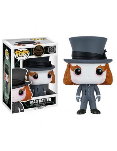 Funko Pop The Mad Hatter. Alice Through the Looking Glass Disney