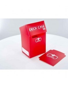 Deck Box Ultimate Guard 80+ Red