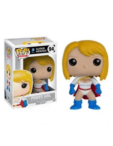 Pop Power Girl.