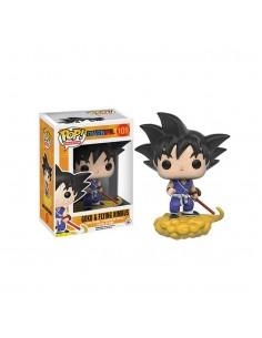 Pop Goku y Nube. Dragon Ball