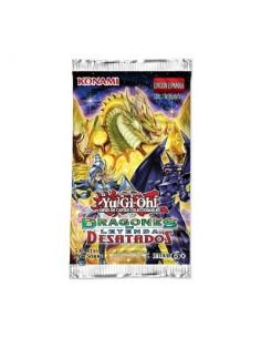 YuGi: Dragones de Leyenda Desatados (sobre)