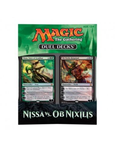 Magic Duel Decks. Nissa vs Ob Nixilis
