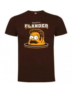 T-shirt Flan ders