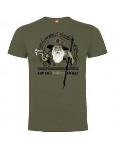 Camiseta Are you Tolkien to me?