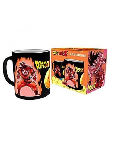 taza Termosensible Goku