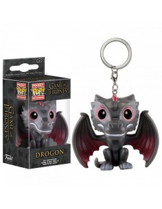 Mini Funko Pop Keychain Drogon
