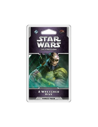 Star Wars Lcg: 5.2 A wretched hive