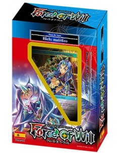 Force of Will Trial Deck Hielo Malefico