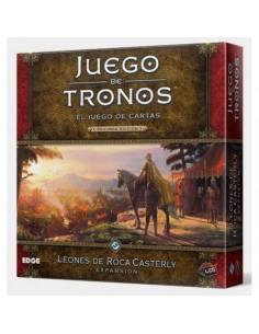 Agot 2.0 Lcg: Deluxe Leones de Roca Casterly