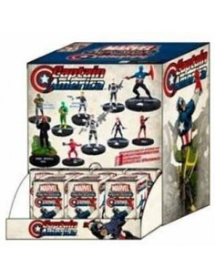 Marvel Heroclix Captain...